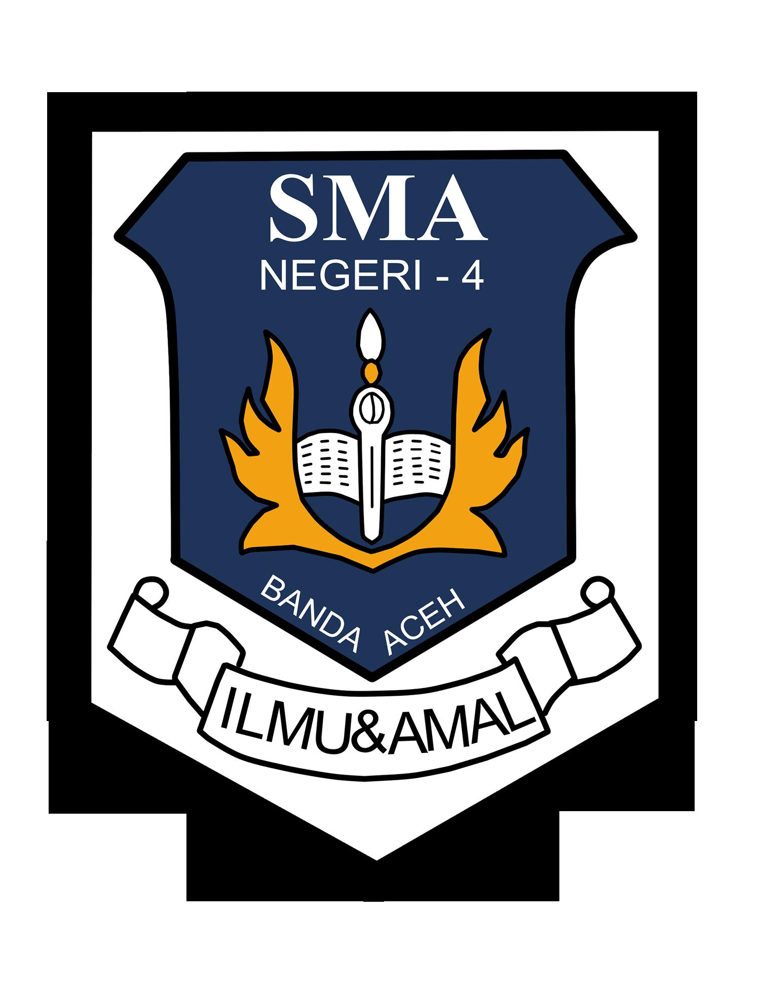 Logo Sma Negeri 4 Banda Aceh Hafiz Wardana S Blog